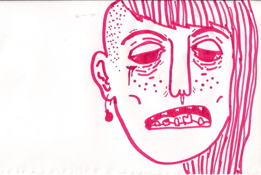 self portrait by snh611
