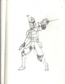 Star Wars: The Clone Wars: Captain Rex