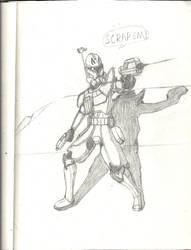 Star Wars: The Clone Wars: Captain Rex (Improved)