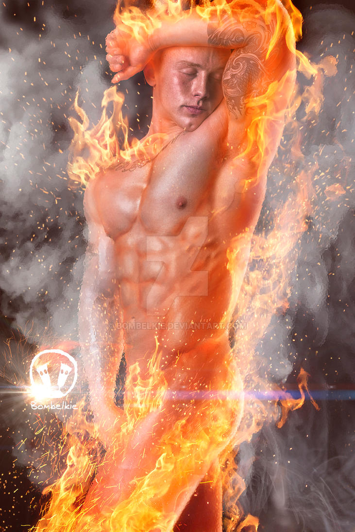 Blaze by Bombelkie