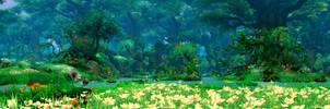 Grove of Cenarius - Val'sharah - Legion