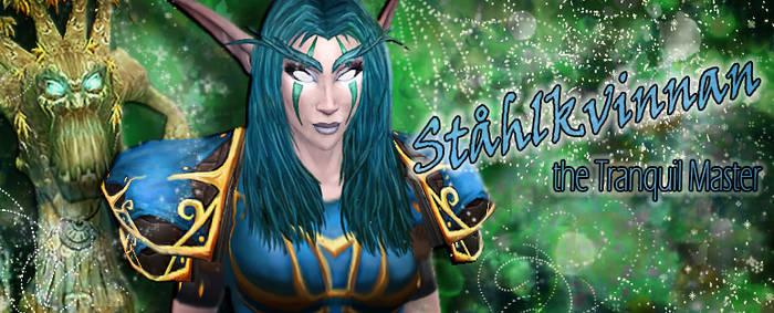 Druid Nightelf Signature