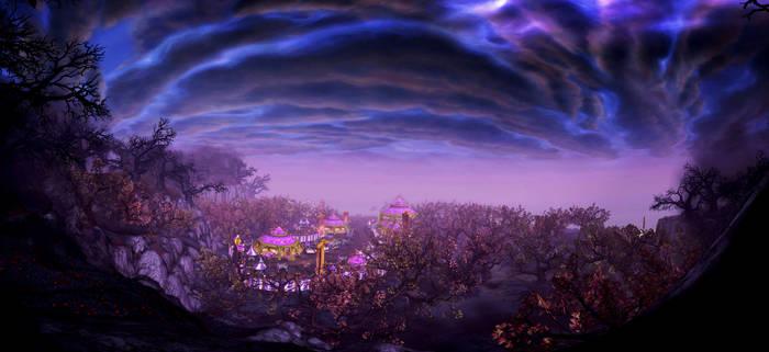The Darkmoon Faire - Darkmoon Isle