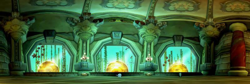 Legion - Priest Classhall Mount - The Sunken Vault