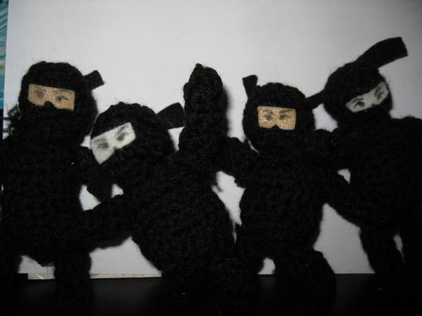 Ninja'd by Doridachi