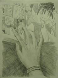 School- Self Portrait by Doridachi