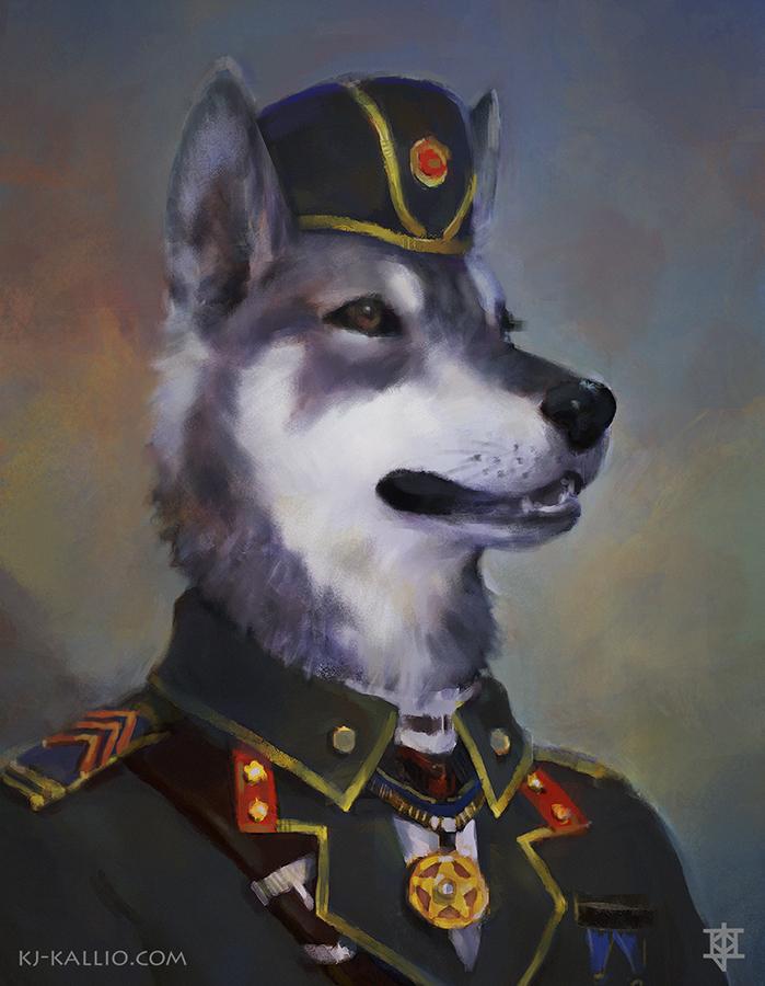 Top Doge by KJKallio