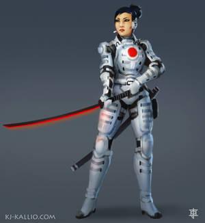 Neo-Samurai concept