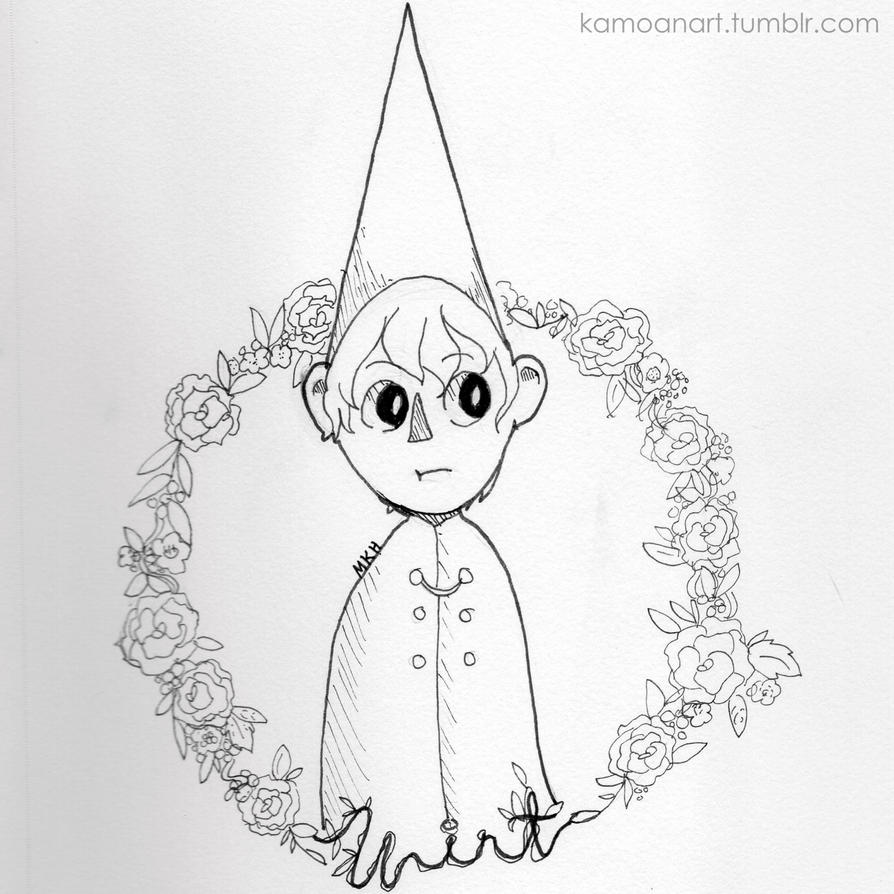 Wirt from Over The Garden Wall.... by pandacreation