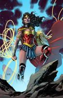 WonderWoman(Callahan) by CallahanColor