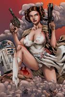 Leia(BattleArtistColors) by CallahanColor