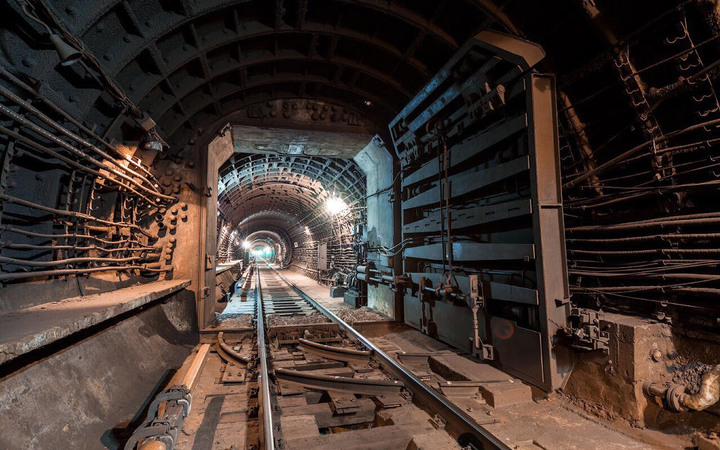 Moscow metro by TsarVseyaRusi