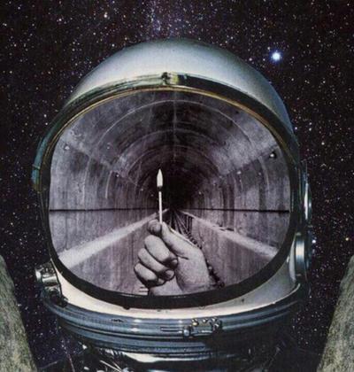 Cosmonaut  by TsarVseyaRusi