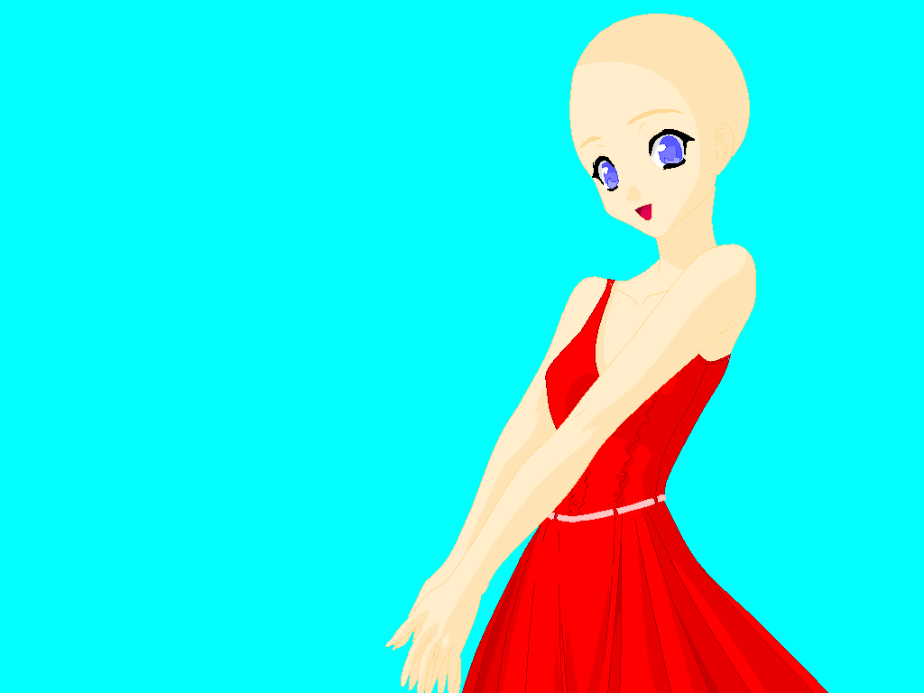 girl in dress base by naruka8 on DeviantArt