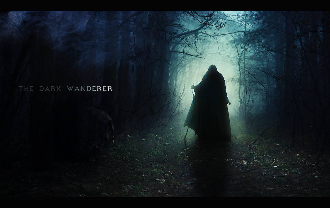 The Dark Wandererby DraakeT by DraakeT