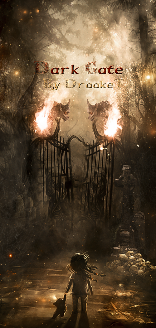 Dark Gate by DraakeT by DraakeT