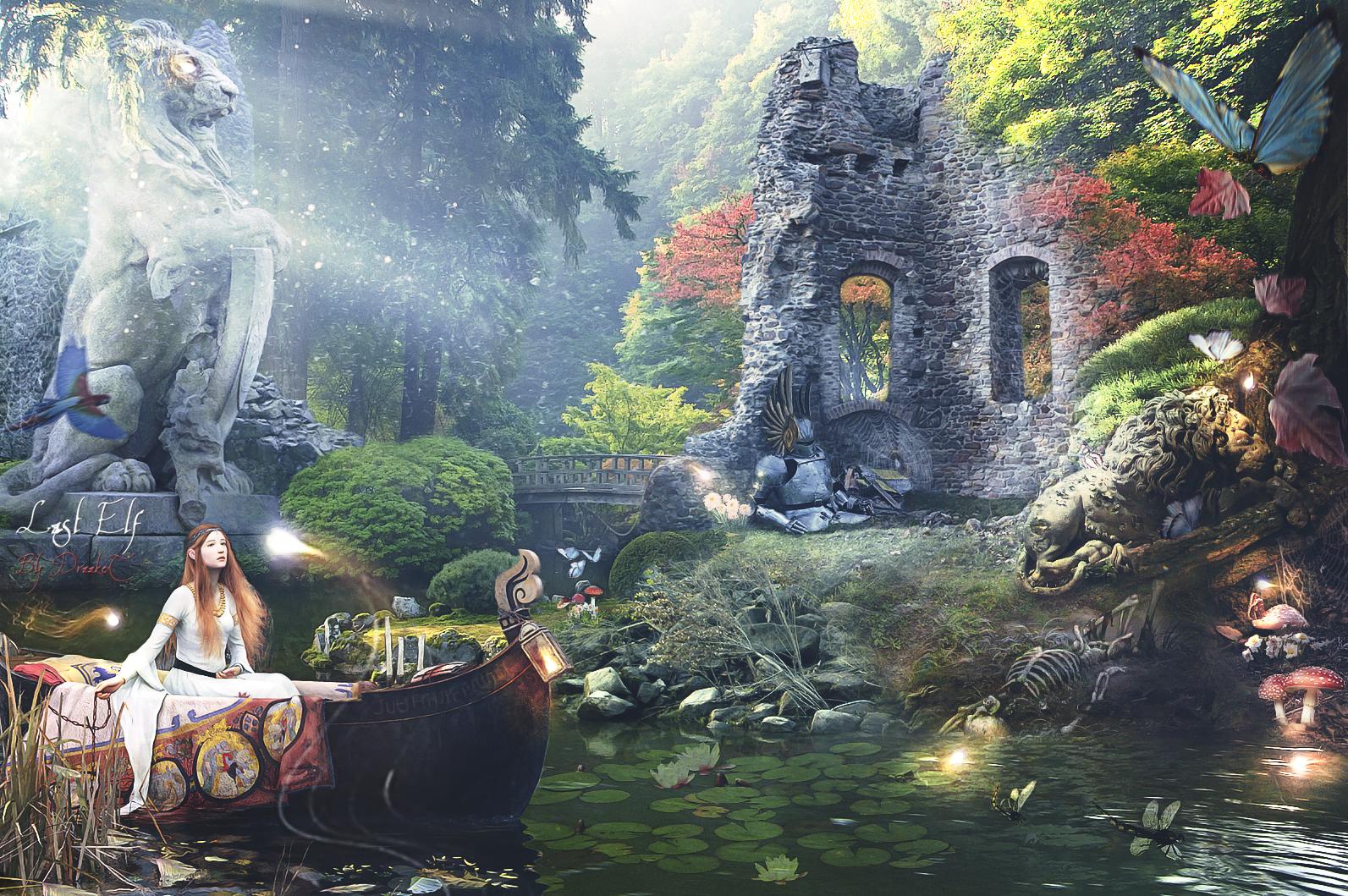 Last Elf Enchanted Version by DraakeT