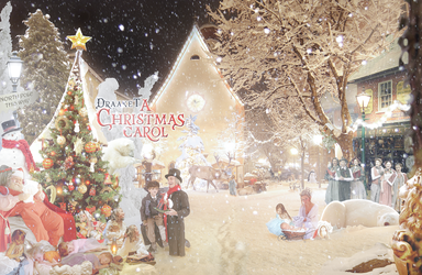 Christmas C. Tiny Tim 1920HD + Tips Tutorials by DraakeT