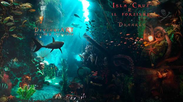 Isla Cruces e il Forziere Fantasma HD by DraakeT