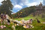 Sussurri Autunnali by DraakeT 2400x1600