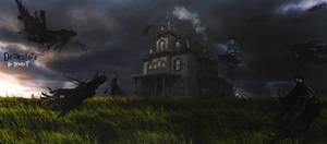 Dementors by DraakeT 2200x966 Final