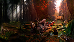 The Solstice of autumn