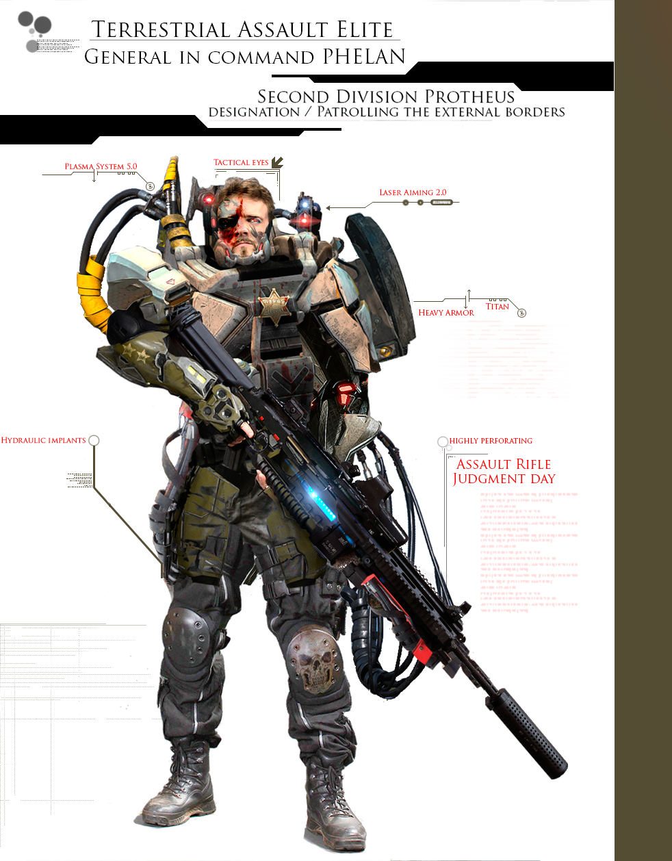 Assault Elite by DraakeT