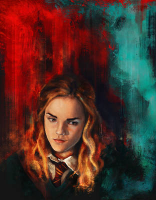 The brightest witch of her age by Sacrilence