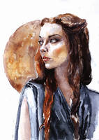 Margaery Tyrell tribute by Sacrilence