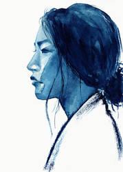 Blue by Sacrilence