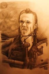 Larry Mullen jr. by Joy-of-markers
