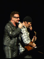Bono and The Edge by Joy-of-markers