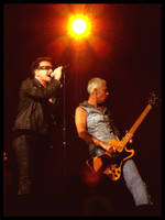 ::U2 :: Bono and Adam by Joy-of-markers