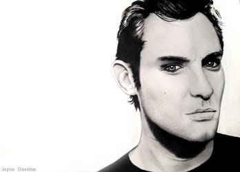 Jude Law - Realism by Joy-of-markers