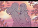 SECRET LOVE YCH (OPEN) by ambryline