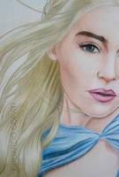 Daenerys Targaryen  - Game of thrones by EduardoCopati