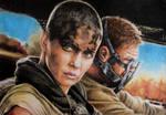 Mad Max: Fury Road Drawing