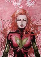 Dark Phoenix  (X-Men) by EduardoCopati