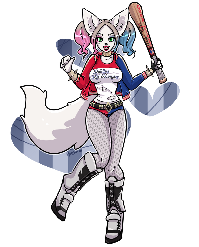 Fennec SS Harley Quinn by Scifi-Princess