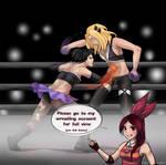Nico vs. Illyana (Part2)