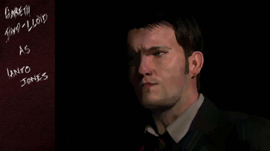 Ianto Jones by saunteringstep