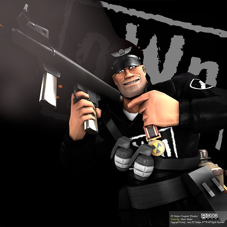 Sfm Tf2 Own Soldier C Steampic Pym By Denisemakar On