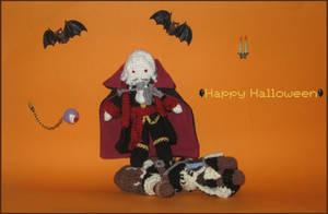 Castlevania: Happy Halloween (2014) by vincybel