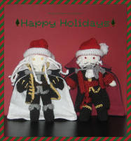 Castlevania: Happy Holidays (2014) by vincybel
