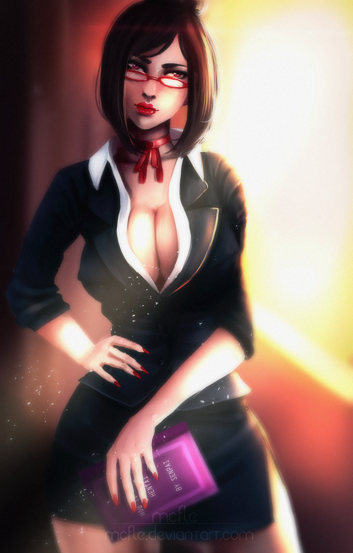 Paypal Com Login >> Counselor | Yandere Simulator by mcfle on DeviantArt