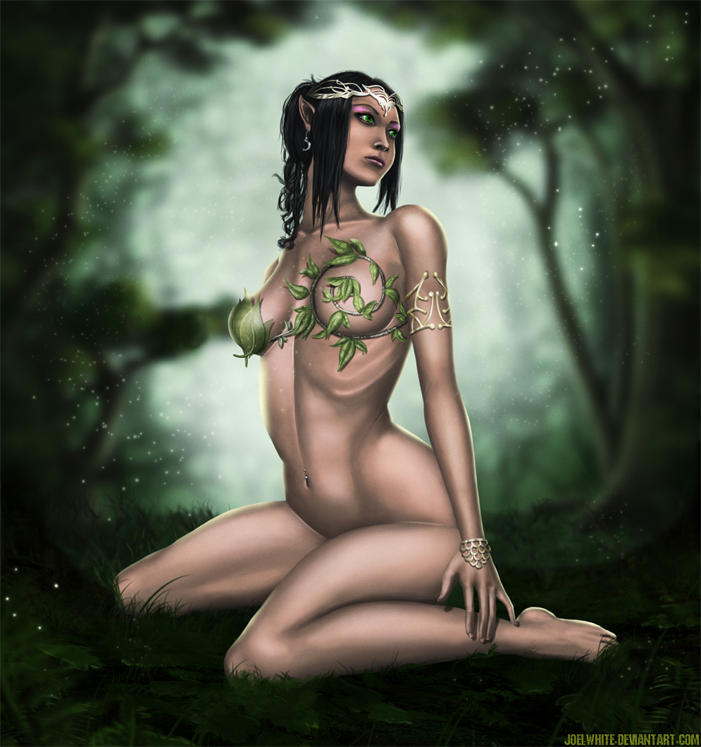 Elven fantasy adult art fucking submissive cuties