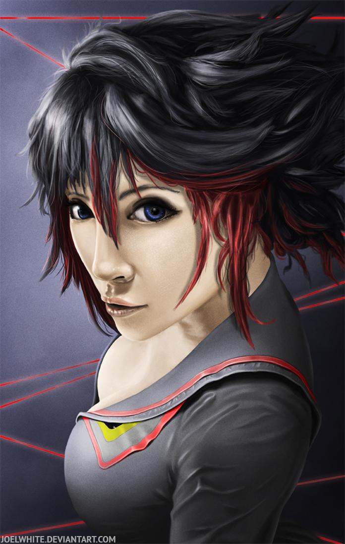 Ryuko Matoi by JoelWhite