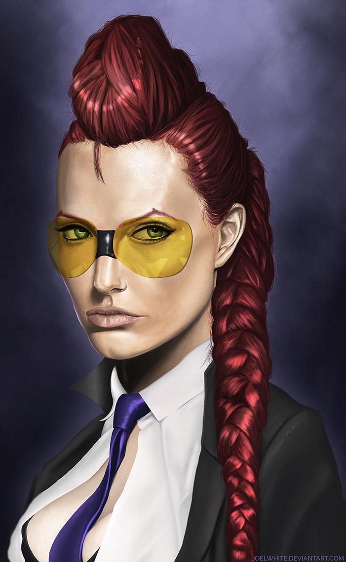 Crimson Viper by JoelWhite