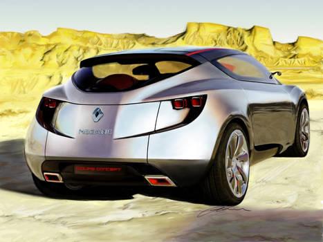Megane Coupe Concept