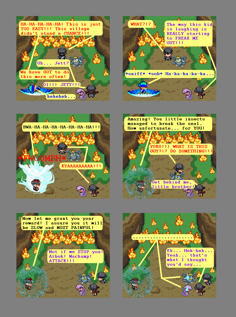 Pokemon Chaos Black Online Images   Pokemon Images